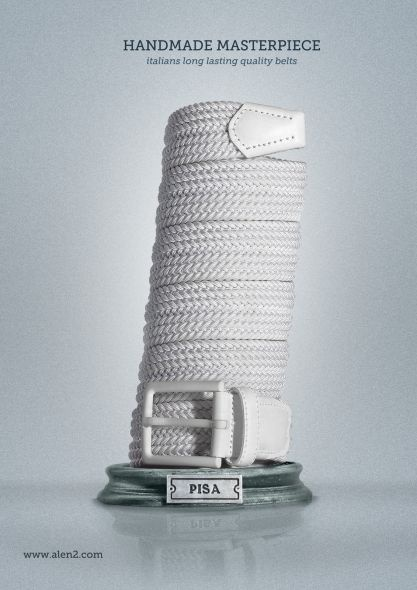 Handmade Masterpiece. Italian long lasting quality belts