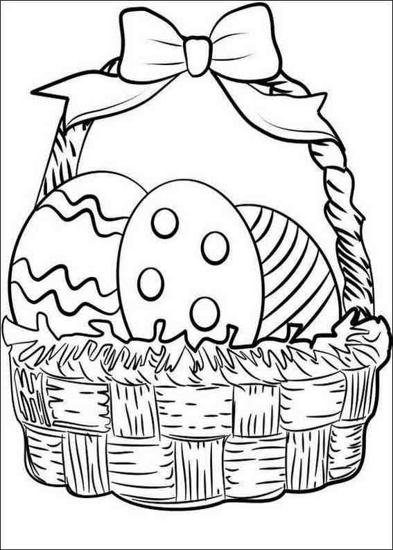 Easter And Bunny Coloring Pages Here Are A Few Free Printable Of