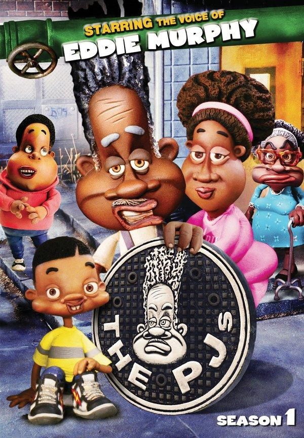 The PJs (TV Series 1999–2001)