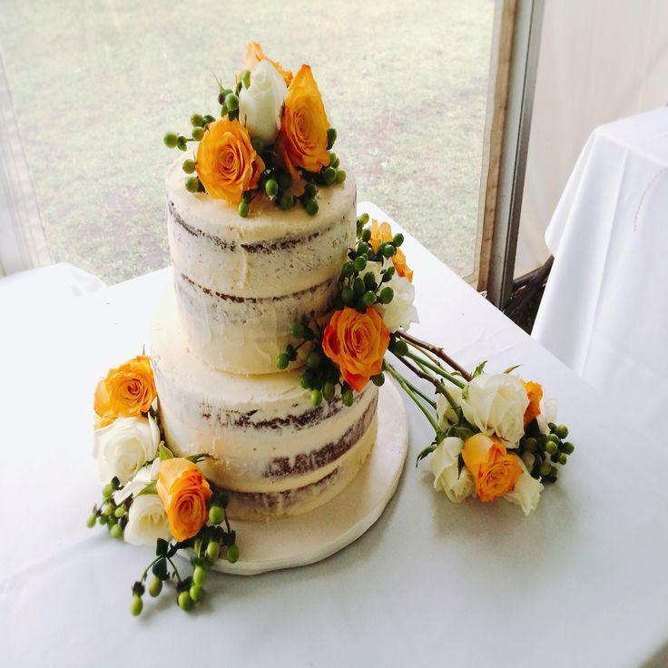 Wedding cake by A Sweet Piece