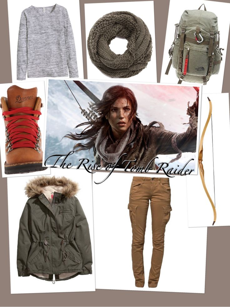 Rise of the Tomb Raider Style for all cosplayers