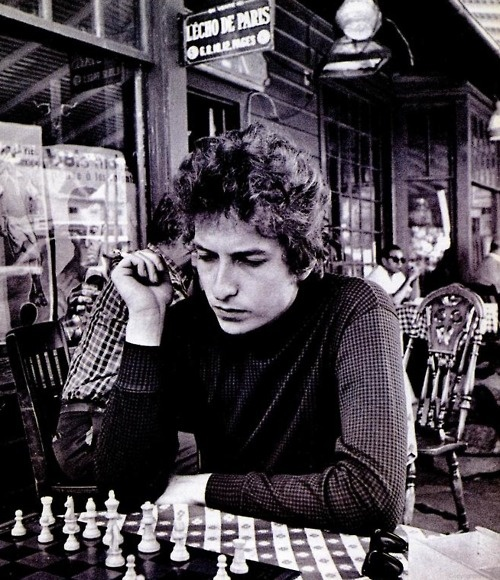The Joker Playing With The King And Queen Bob Dylan