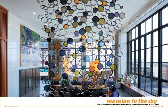 Comunique Wall Designs : project my former company built..designed by Steven Lerner. Love the ...
