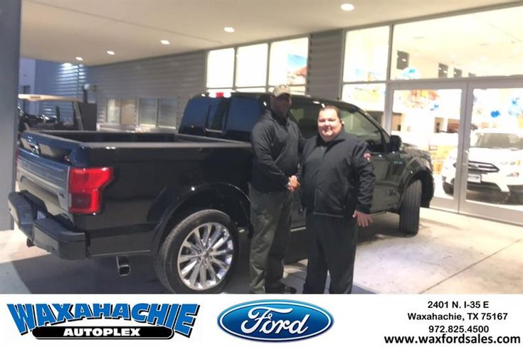 Congratulations Barry on your #Ford #F-150 from Eric Nelson at Waxahachie Ford!  https://deliverymaxx.com/DealerReviews.aspx?DealerCode=E749  #WaxahachieFord
