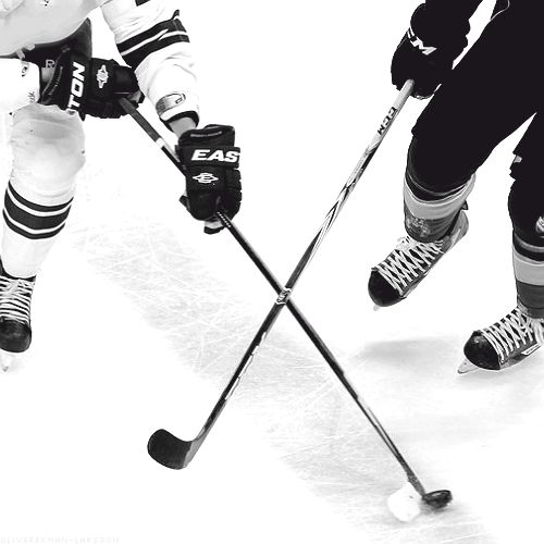 ice hockey photography