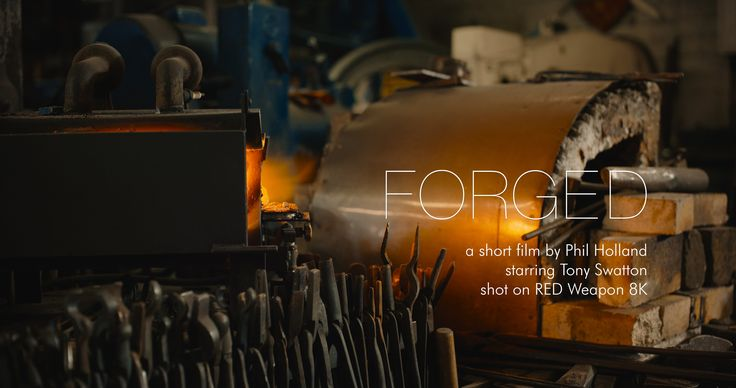 FORGED - shot on RED Weapon 8K
