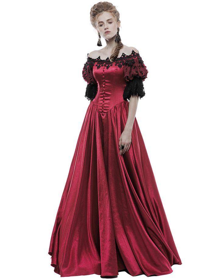 Punk Wedding Dresses: Best 25+ Gothic Wedding Dresses Ideas On Pinterest