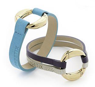 Mooi Energetix moederdag-cadeau ! Leren armbanden met clipsluiting, diverse kleuren en combinaties mogelijk. En natuurlijk allemaal met magneetwerking. Voor deze en alle andere schitterende sieraden kin je kijken op www.antre-sieraden.energetix.tv