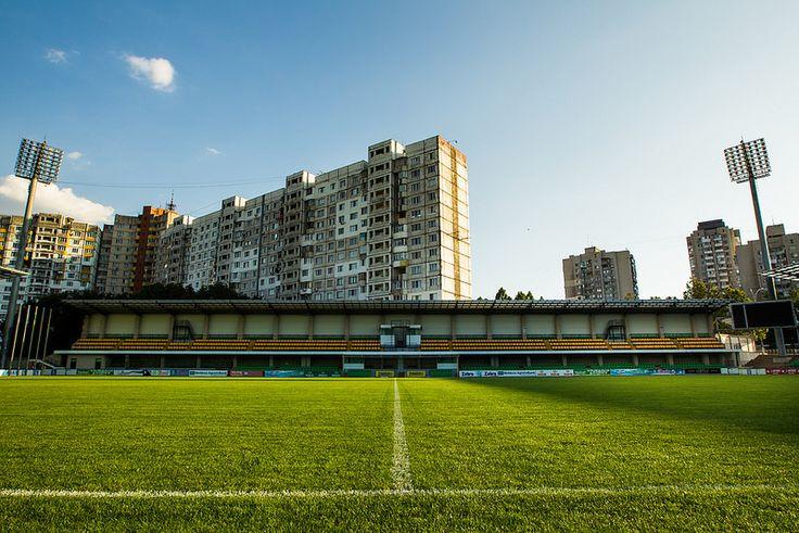 Fc Zimbru Stadium