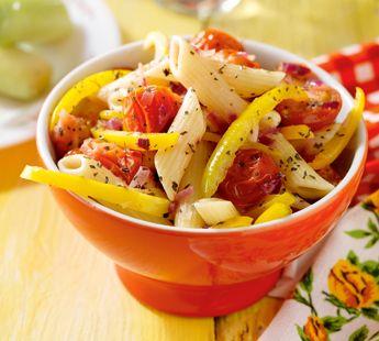 Zoete pasta met cherrytomaatjes - Recept - Jumbo Supermarkten