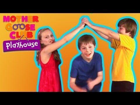 London Bridge Is Falling Down - Mother Goose Club Playhouse Kids Video - YouTube
