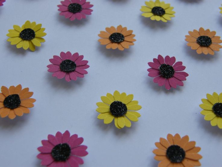Image of Gerbera - Small - Pink/Orange/Yellow