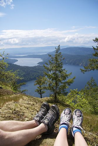 Mount Maxwell Provincial Park, Salt Spring Island, BC