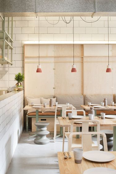 Australian Interior Design Awards - a different style of Chinese restaurant - Ryi
