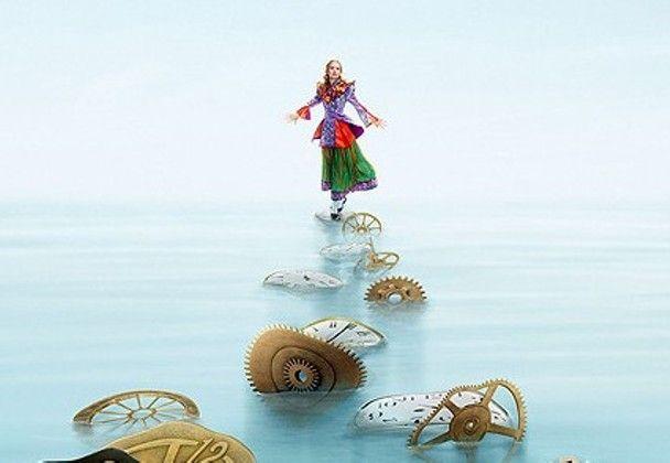 映画「アリス・イン・ワンダーランド」の続編「アリス・イン・ワンダーランド 時間の旅(邦題)」が、7月1日から公開されることが決定しました。