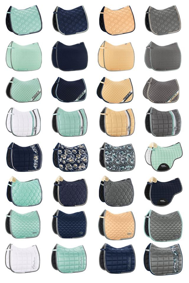 All Saddle Pads From Eskadron Classic Sports Summer 2018 Collection Equestrian Outfits Horse Riding Outfit Riding Outfit