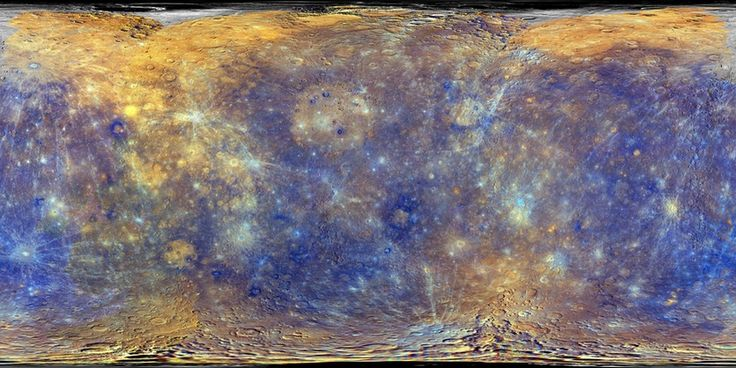 Mercury's surface was formed deep within the planet. Scientists have at last solved the mystery of the strange chemistry of Mercury's plains. Viviane Richter reports.