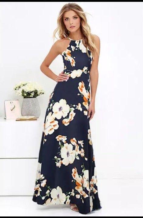 Comprar vestido largo verano