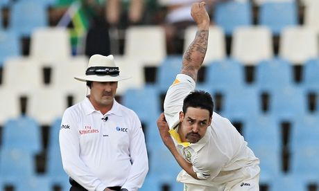 The Spin   South Africa v Australia: how Mitchell Johnson's speed scrambles the mind   Andy Bull
