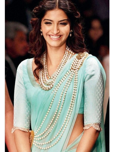 how to wear 36 inch pearl necklace