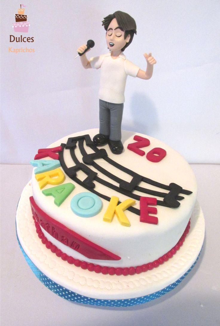 #TortaKaraoke #TortasArtisticas #TortasDecoradas