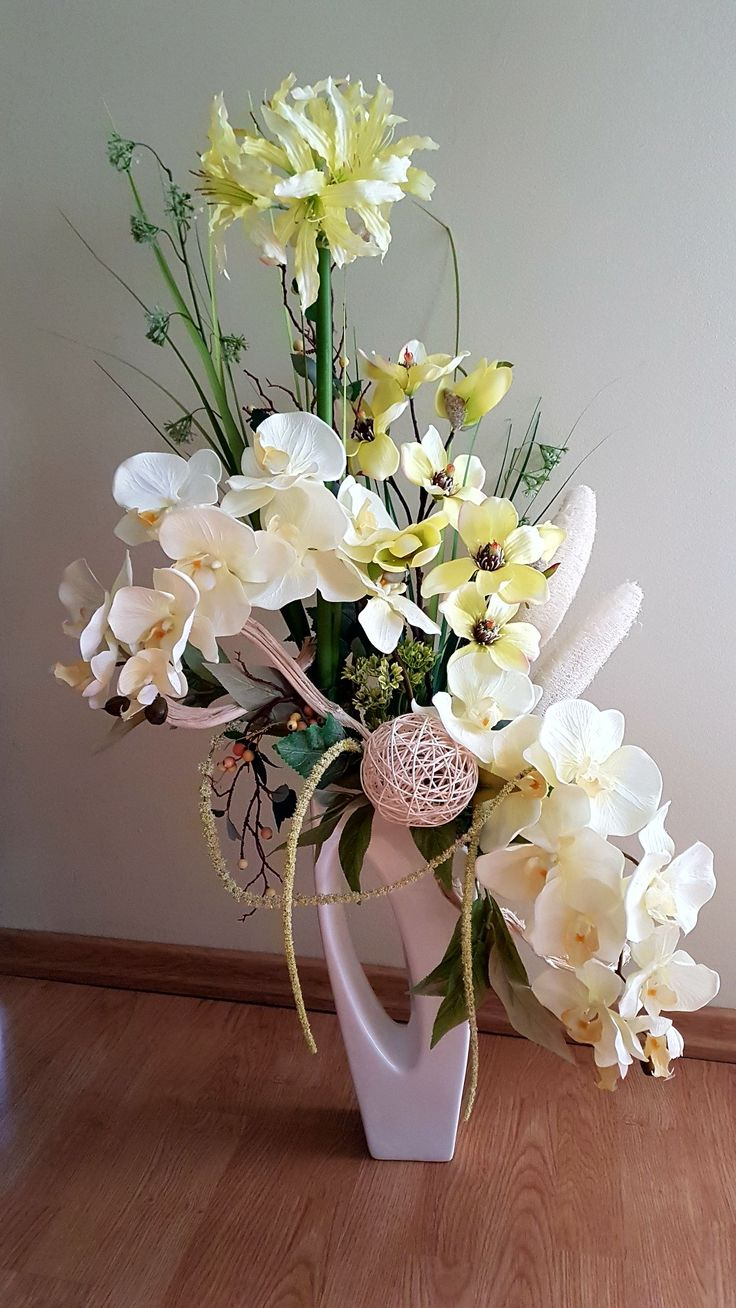 Artificial Flower Decoration: 25+ Best Silk Flower Arrangements Ideas On Pinterest