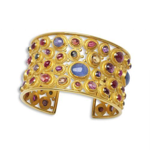 Pesta cuff bracelet by carolyn tyler bali bali for Carolyn tyler jewelry collection