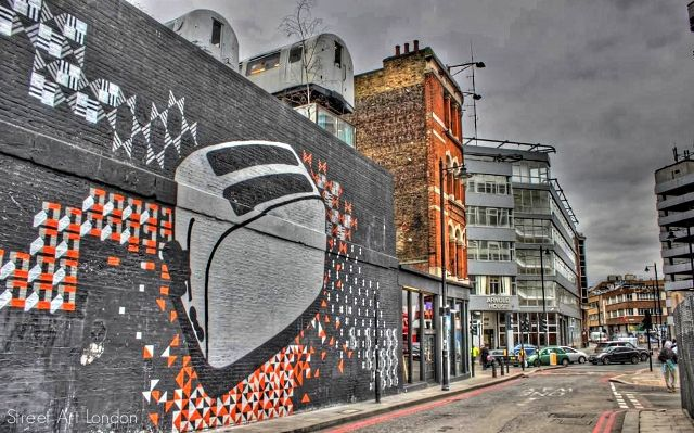 street art London tours - http://www.londongraffititours.com/
