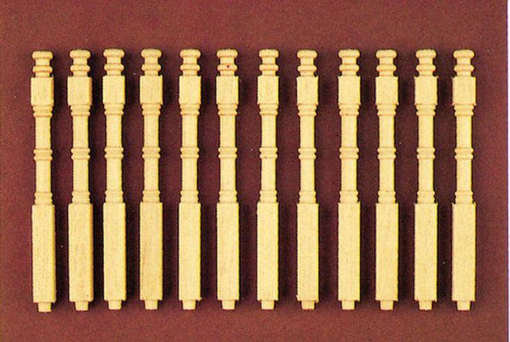 Best Set Of 12 Wood Balusters Wood Balusters Wood 400 x 300