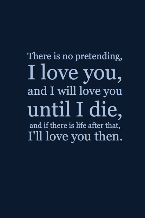 I Will Love You Then by ~inkandstardust Digital Art / Typography / Miscellaneous ©2011-2012 ~inkandstardust