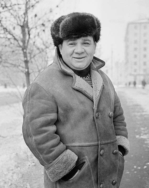 Евгений Леонов, Народный артист СССР, 02.09.1926 - 29.01.1994