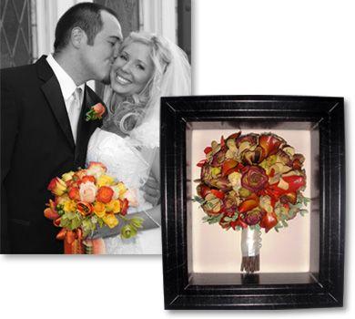 Preserving wedding bouquet http://www.suspendedintime.com/wedding_bouquet_preservation.php