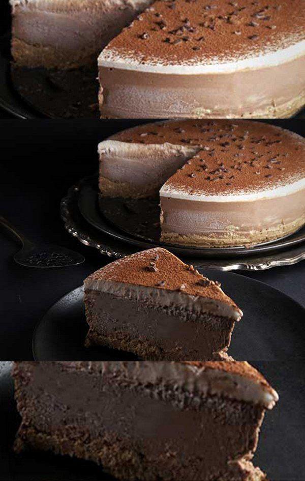 Этот торт очень просто приготовить. Немного переделав рецепт, десерт легко превращается в сыроедческий Тирамису, полезный и гипоаллергенный продукт. Компоненты для прослойки «дамские пальчики»: 3 ст....