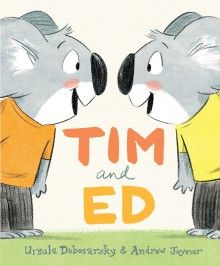 Book Cover:  Tim and Ed