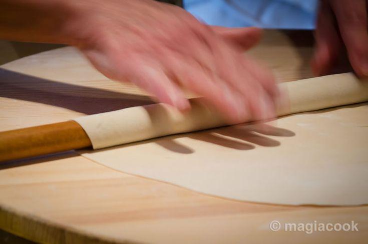 Χειροποίητο παραδοσιακό τραγανό φύλλο για πίτες | magiacook
