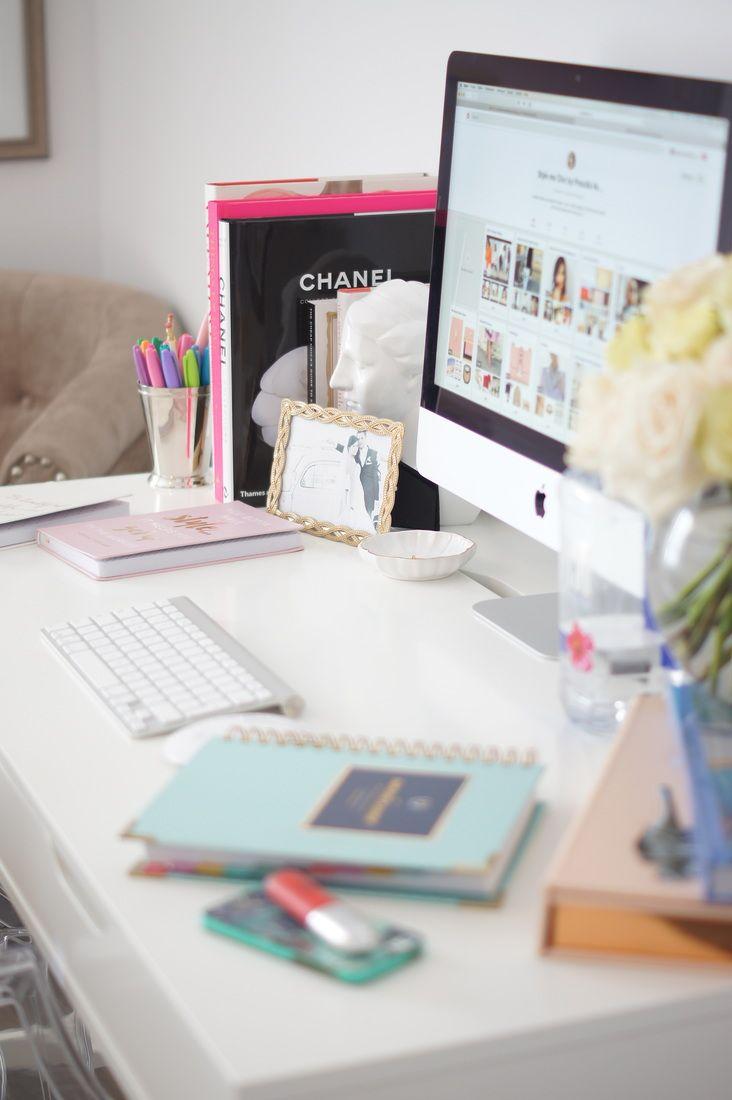 Office inspiration by Priscilla Ventura