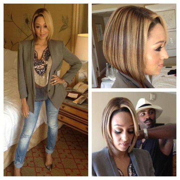 Awesome 1000 Ideas About Tia Mowry On Pinterest Tamera Mowry Jennifer Short Hairstyles Gunalazisus
