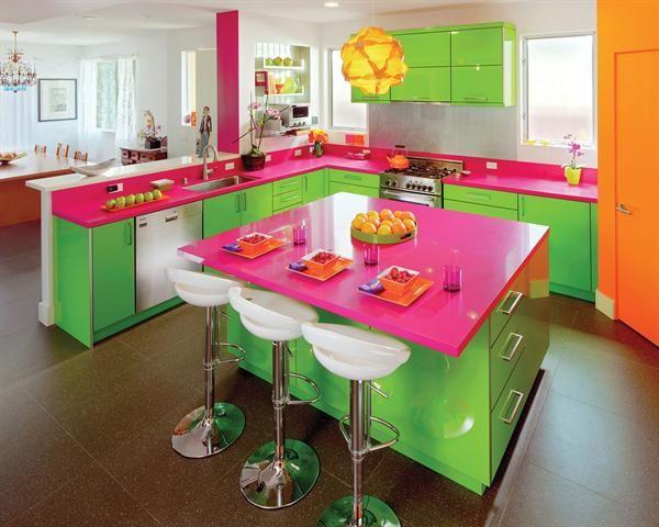 Yo quiero una cocina asi!