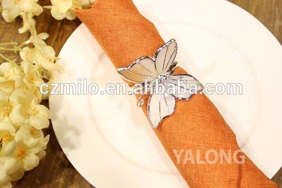 Золото серебро бабочка кольца для салфеток держатели для свадьбы-Кольца для салфеток-ID товара::60309981824-russian.alibaba.com