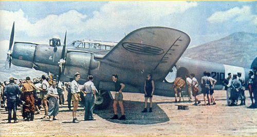 Regia Aeronautica and the Creta's conquest