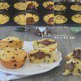 Cookie muffin alla nutella