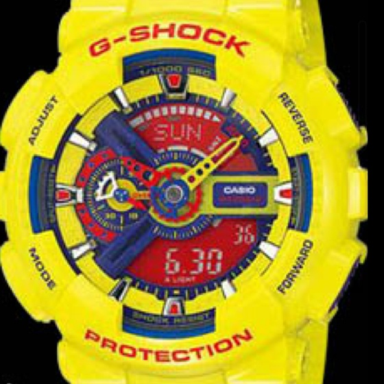 G shock ga100 can't really buy this anywhere