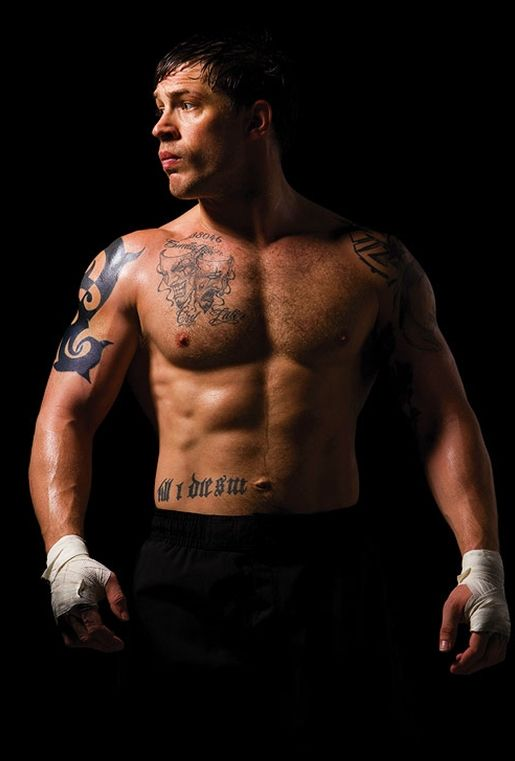Warrior, Tommy Conlon, Tom Hardy