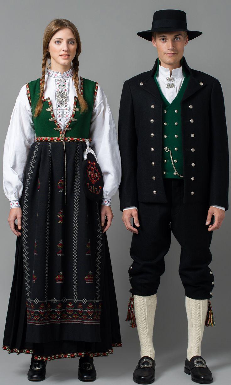 Nordfjord - Sogn og Fjordane - Bunader - Norsk Flid nettbutikk og bunader