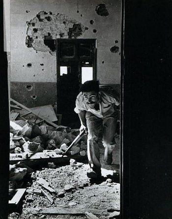 Robert Capa, Battle for Jerusalem, 1959