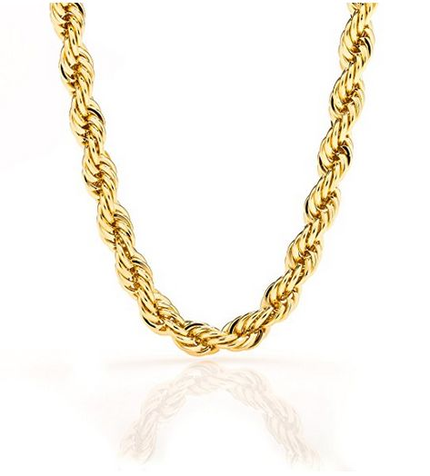 Lifetime Jewelry® Hands Out Big Discounts on Gold Rope Chains