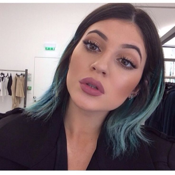 Kylie Jenner's makeup look - Nude / Mauve Lip ☞ http://cosmeticsobsession.wordpress.com/2014/06/23/kylie-jenners-nudemauve-lip/ & Kylie Jenner inspired Eyeshadow ☞ https://cosmeticsobsession.wordpress.com/2014/05/01/kylie-jenner-inspired/ #makeup