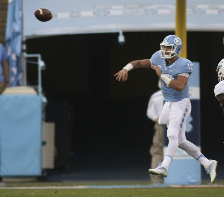 North Carolina quarterback Mitch Trubisky declared for the 2017 NFL draft, he announced on Twitter Monday morning.