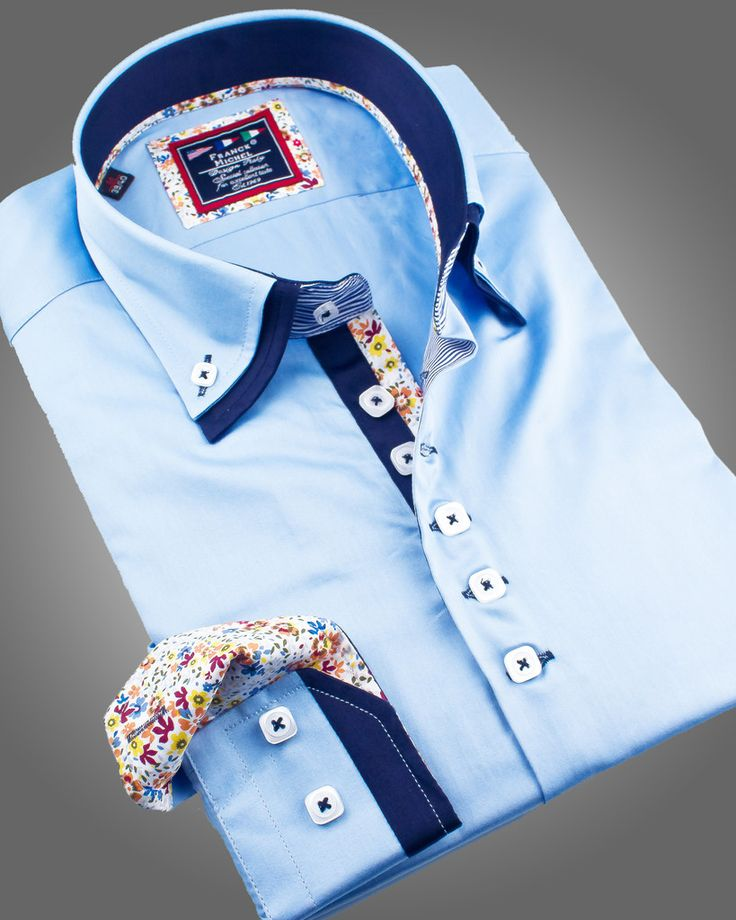 13 Best Men 39 S French Cuff Dress Shirts Images On Pinterest