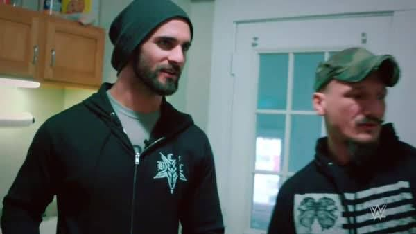 Who better to keep an eye on the students attending Seth Rollins' wrestling school than... his mother?! http://wwe.me/uRaNyo